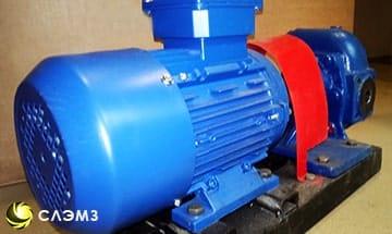 Подбор электродвигателя для насоса НМШ