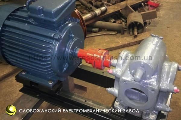 Насосный агрегат Ш80