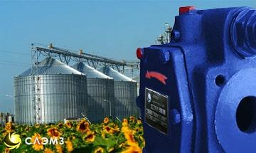 Оборудование для зернохранилищ и элеваторов