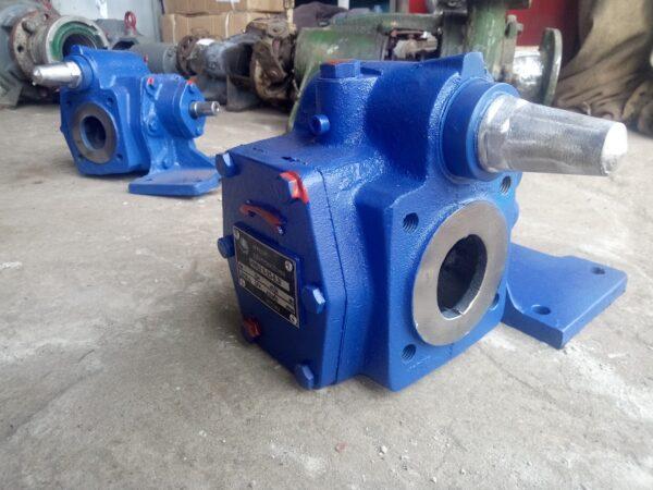Шестеренчатый мазутный НМШ 2-40 — производитель Слобожанский завод Украина