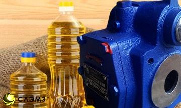 Насос для растительного масла