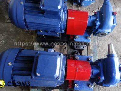 Агрегат шестеренный НМШ 5-25