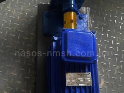 Масляный насос шестеренный агрегат НМШ 2-40