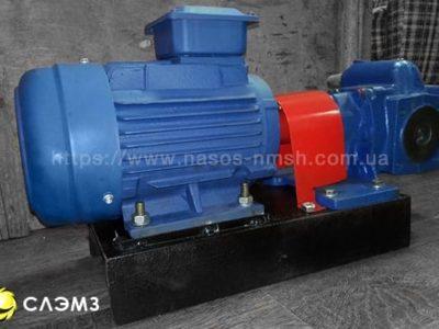 Шестеренный насос НМШ 8-25-6.3/25 с двигателем