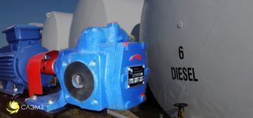 Насосы для дизельного топлива НМШ и Ш